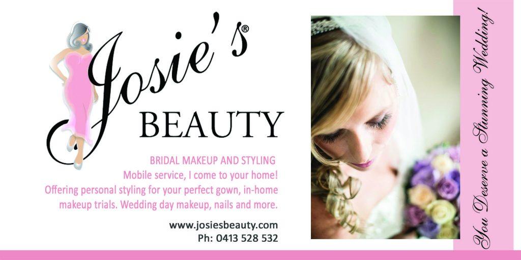 Josie's Beauty - Wedding